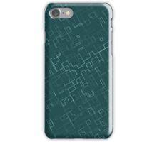 Fracteal iPhone Case/Skin