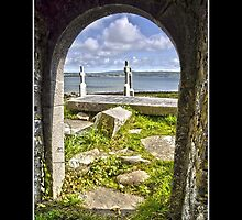 Burial Gave Site, Liscannor Lahinch, County Clare, Irleand by upthebanner