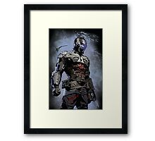 Signed Arkham Knight Framed Print
