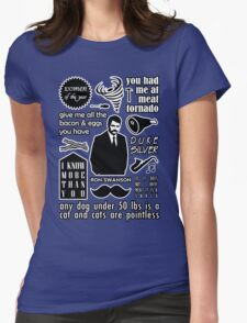 Swanson Quotes T-Shirt