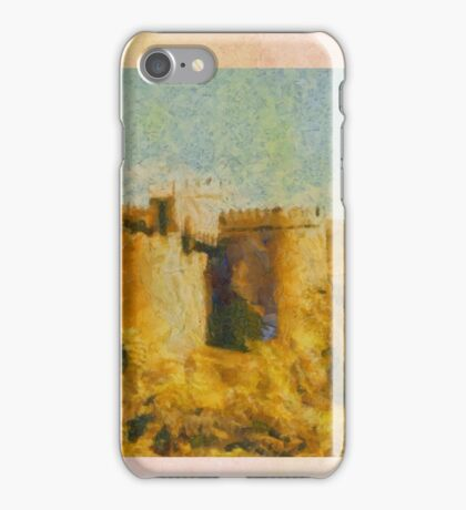 Castles of Europe by Pierre Blanchard iPhone Case/Skin