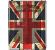 Union Tardis iPad Case/Skin
