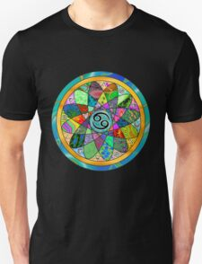CANCER Tapestry of Life Mandala T-Shirt