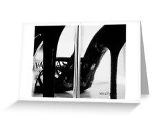 VANITAS Greeting Card