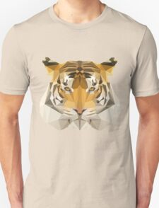 Low poly Tiger T-Shirt