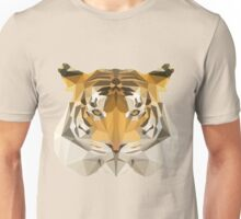 Low poly Tiger Unisex T-Shirt