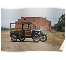 1926 Ford Model T Utility Truck Poster