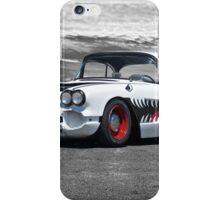 1958 Corvette 'Sharky' Roadster iPhone Case/Skin