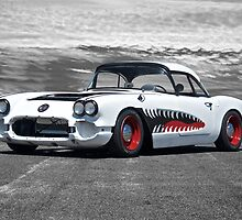 1958 Corvette 'Sharky' Roadster by DaveKoontz
