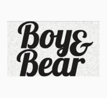 Boy & Bear by Jiii