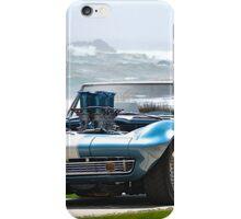 1965 Corvette Convertible Stingray iPhone Case/Skin