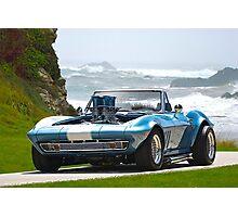 1965 Corvette Convertible Stingray Photographic Print
