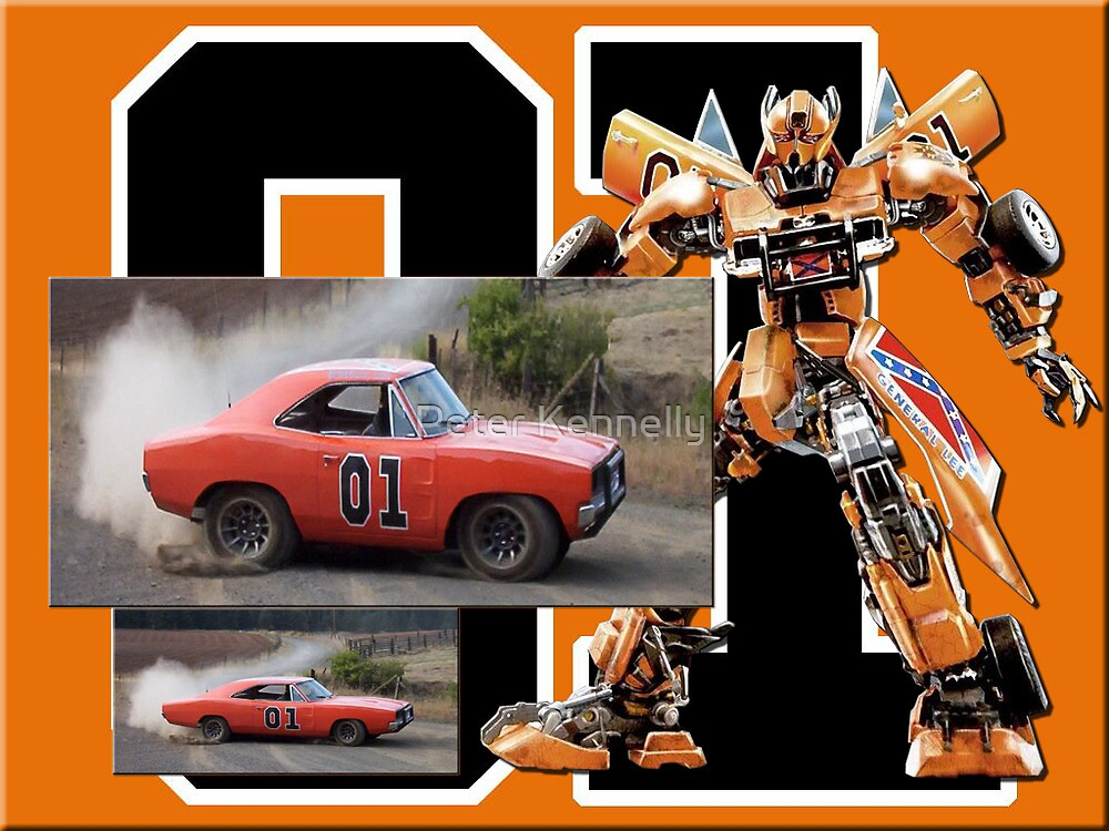 General Lee by Peter Kennelly