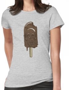 Oh Fudge Womens Fitted T-Shirt