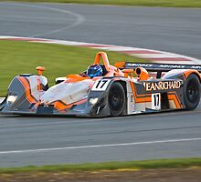 MG Lola EX257 by Willie Jackson