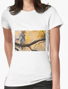 Blue Jay - Shirley's Bay, Ottawa, Ontario Womens Fitted T-Shirt