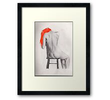 Sit comedy Framed Print