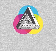 Seeing is Believing Unisex T-Shirt