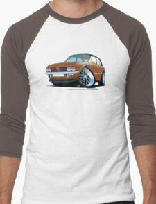 Triumph Dolomite Sprint Brown Men's Baseball ¾ T-Shirt
