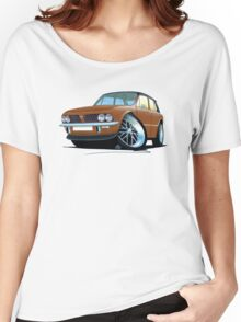 Triumph Dolomite Sprint Brown Women's Relaxed Fit T-Shirt