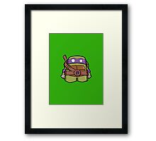 Donnie Framed Print