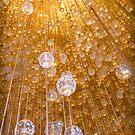 Golden Crystals by Luke Griffin