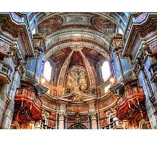 Altar Photographic Print
