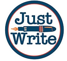 Just Write by Shai Coggins