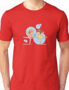 Little Ballerinas-BFF Unisex T-Shirt
