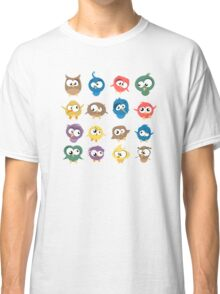 Ugly Birds Classic T-Shirt