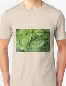 Basil Leaves Unisex T-Shirt