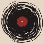 Spinning within with a vinyl record... by Denis Marsili - DDTK