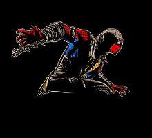 Mortal Spider X by barmalisiRTB