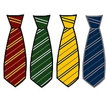 Unsorted Magical Ties by Stacey Roman