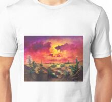 Mystery of the Desert Unisex T-Shirt