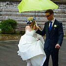 A Very British Wedding, Todi, Umbria, Italy by Andrew Jones