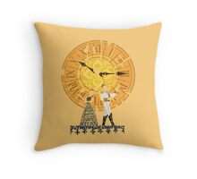 Love is an open door Throw Pillow