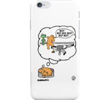 Dogs Dream. iPhone Case/Skin