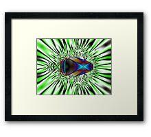 Magic Bullet  (UF0015) Framed Print