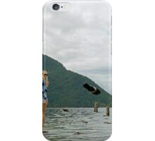 Great Central Lake iPhone Case/Skin