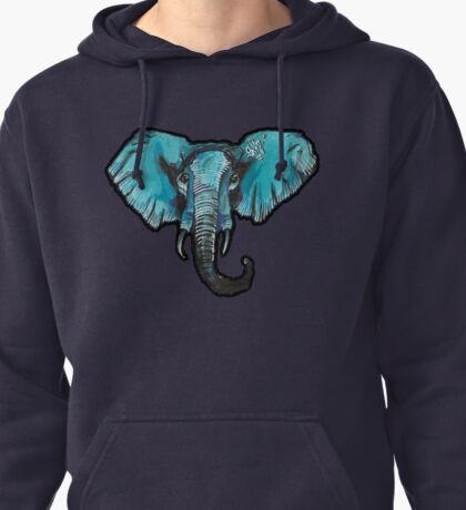 TheBlueElephant large Pullover Hoodie
