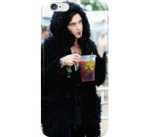 Matty Healy / Pims iPhone Case/Skin