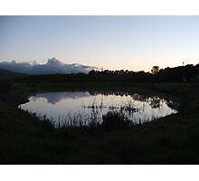 I reflect..................... Photographic Print