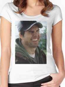 Tom Cruise - Top Gum Women's Fitted Scoop T-Shirt