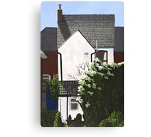 The House Canvas Print
