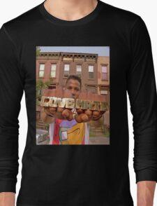 Love & Hate Long Sleeve T-Shirt