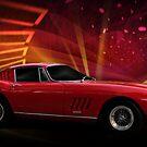 "1967 Ferrari 275 GTB/4 Berlinetta ""Catch Me, If You Can!"" #1 by TeeMack"