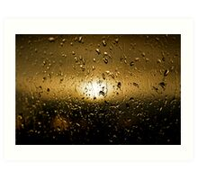 Rainy Day #12 Art Print