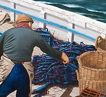 Sorting the catch by Linda Marques