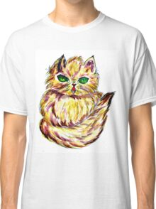 Persian Cat 2 Classic T-Shirt